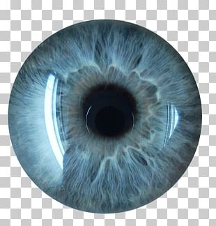 Eye Blue PNG