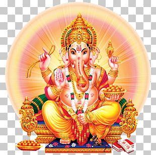 Ganesha Shiva Parvati Kali Ganesh Chaturthi PNG