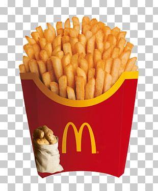 McDonald's French Fries Hamburger Cheeseburger PNG