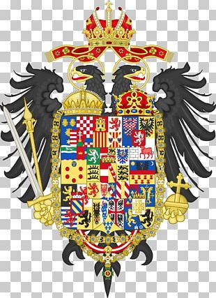 Austrian Empire Habsburg Monarchy House Of Habsburg Holy Roman Emperor Coat Of Arms PNG