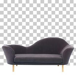 Couch Chaise Longue Eames Lounge Chair Living Room PNG