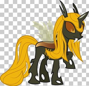 My Little Pony Princess Luna Changeling PNG