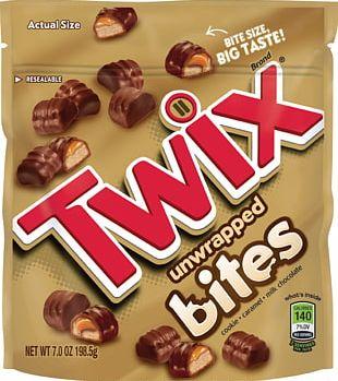 Twix Chocolate Bar Mars PNG