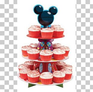 Mickey Mouse Cupcake Minnie Mouse Birthday Cake Frosting & Icing PNG