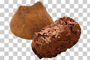 Chocolate Truffle Fudge Praline Tartufo Chocolate Ice Cream PNG