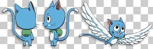 Natsu Dragneel Happy Lucy Heartfilia Fairy Tail PNG