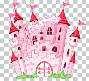 Rapunzel Disney Princess Castle PNG