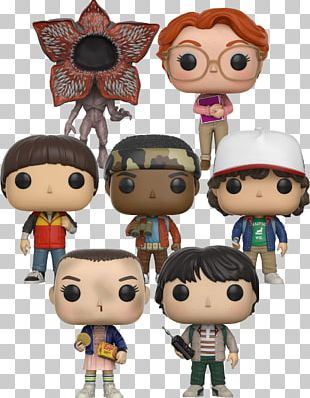 Eleven Funko Action & Toy Figures Netflix Collectable PNG