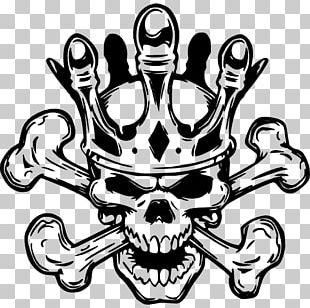 Human Skull Symbolism Tattoo Skull And Crossbones Skull Art PNG