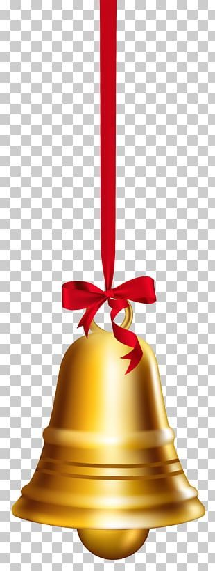 Bell Christmas PNG