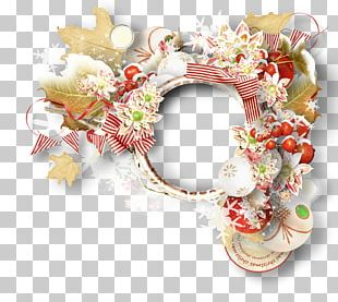 Frame Christmas Digital Photo Frame PNG