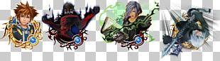 Kingdom Hearts χ Final Fantasy X-2 Sora Riku PNG