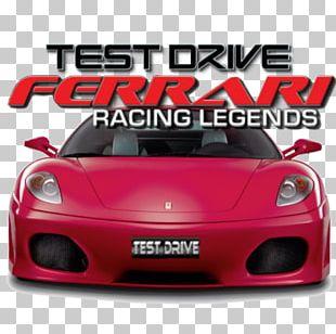 Test Drive: Ferrari Racing Legends Ferrari 360 Modena Car Ferrari S.p.A. PNG