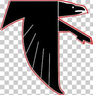 Atlanta Falcons Logo NFL PNG