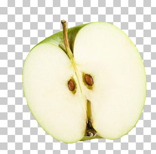 Granny Smith Apple Fruit PNG