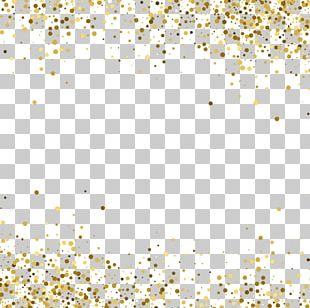 Powder Gold Euclidean PNG