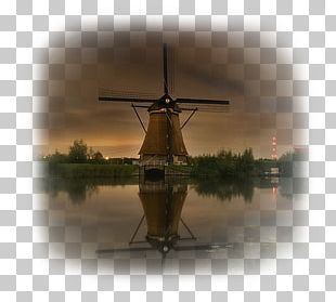 Windmill Kinderdijk Blog 1.2.3 Week PNG