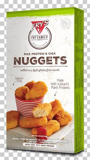 Chicken Nugget Veganism Frozen Food Rice Fry's Food And Drug PNG