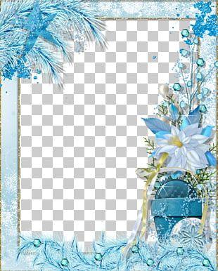 Frames Light Fantasy Christmas Winter Decorative Arts PNG