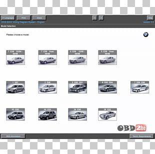 BMW 5 Series Car Mini E PNG