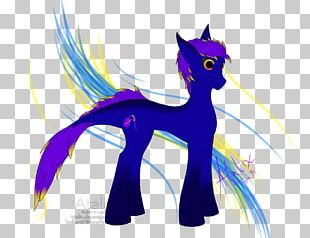 Cat Horse Pony Dog PNG