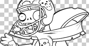 Plants Vs. Zombies 2: It's About Time Coloring Book Peashooter PNG
