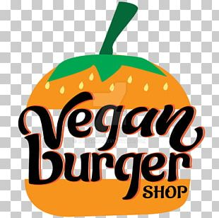Veggie Burger Vegetarian Cuisine Hamburger Logo Veganism PNG
