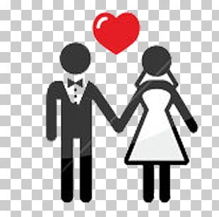 Marriage Couple Wedding PNG