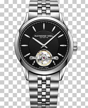 Raymond Weil Automatic Watch Chronograph Swiss Made PNG