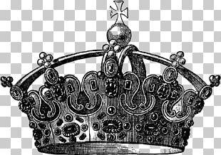 Skull Calavera Drawing Crown PNG