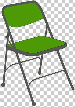 Folding Chair Table Metal Dining Room PNG