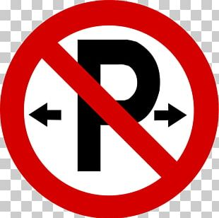 Ireland Traffic Sign Parking Car Park Yellow Line PNG