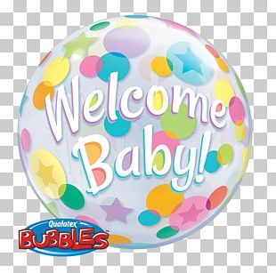 Balloon Baby Shower Infant Party Childbirth PNG