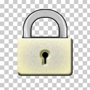 Padlock Computer Icons Computer Software PNG