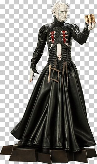 Pinhead The Hellbound Heart Hellraiser Sideshow Collectibles Action & Toy Figures PNG
