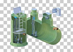 Канализационная насосная станция Pumping Station Sewage Treatment Sewerage Septic Tank PNG