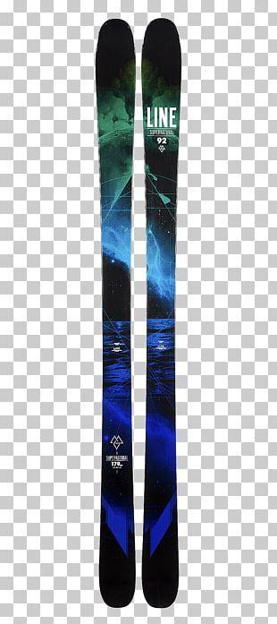 Ski Bindings Line Skis Line Supernatural 92 2015/16 Skiing PNG