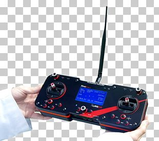 Frequency-hopping Spread Spectrum Radio Control Transmitter
