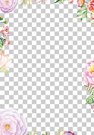 Watercolour Flowers Watercolor: Flowers Watercolor Painting Drawing PNG