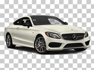 2018 Mercedes-Benz C-Class 2018 Mercedes-Benz AMG C 43 Car Mercedes-AMG PNG