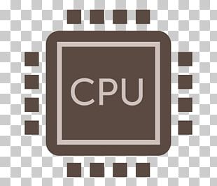 Central Processing Unit Integrated Circuits & Chips Processor Computer Hardware PNG