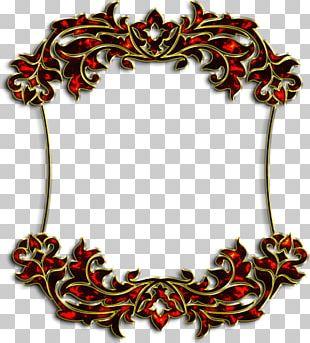 Frames Film Frame Gold Drawing PNG