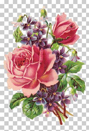 Paper Flower Rose Vintage Clothing PNG