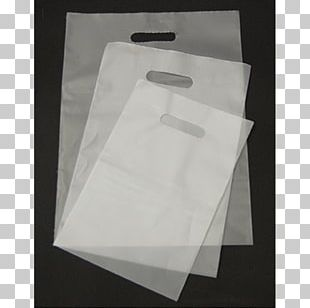 Plastic Bag Packaging And Labeling PNG