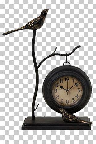 Table Mantel Clock Fireplace Mantel Cuckoo Clock PNG