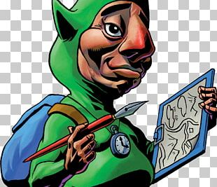 The Legend Of Zelda: Majora's Mask Freshly-Picked Tingle's Rosy Rupeeland The Legend Of Zelda: The Wind Waker The Legend Of Zelda: Four Swords Adventures The Legend Of Zelda: Oracle Of Ages PNG