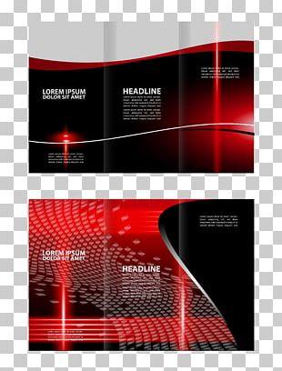Brochure Design PNG