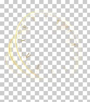Digital Data Clock PNG