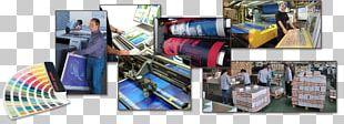 Plastic Printing Press PNG