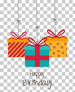 Birthday Gift Greeting Card Christmas PNG